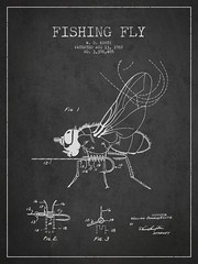 Fly Patent Drawing from 1968 (Patents Wall Art) Tags: fish vintage fishing fisherman antique catch flyfishing hook tackle bait lure fishhook sportfishing fishinglure fishingfly fishinghook fishingtackle fishingbait technicalillustration patentdrawing patentee patentapplication patentillustration fishingflypatent fishingflydrawing fishingflypainting vintagepatent fishingtacklepainting