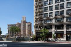 Ace Hotel (HunterKerhart.com) Tags: california architecture losangeles downtownla development dtla downtownlosangeles