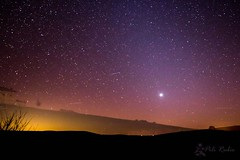 Paraiso celestial (PILIRUBIO) Tags: sky canon fez estrellas aragn 70d afz