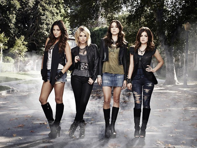 PRETTY LITTLE LIARS Season 5 Wallpaper High Quality