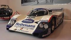 Porsche 962 (Rorymacve Part II) Tags: auto road bus heritage cars sports car truck automobile estate transport historic porsche motor saloon compact roadster 962 motorvehicle porsche962