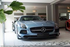 Mercedes SLS AMG Black Series (Andre.Silot) Tags: worldcars brasilemimagens