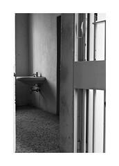 Jail n° 3 (Franco & Lia) Tags: sardegna blackandwhite sardinia noiretblanc prison jail biancoenero jailhouse prigione carcere tempiopausania larotonda