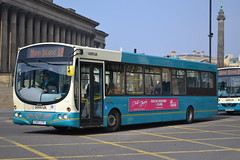 Arriva North West 2644 CX07CTF (Will Swain) Tags: uk travel england west bus buses liverpool march britain north transport 19th merseyside arriva 2015 2644 cx07ctf