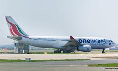 SRILANKAN AIRLINES [CDG] (Orekaman) Tags: world plane airplane airport aircraft airbus aeroport avion cdg airbusa330 lfpg srilankanairlines 4ralh liveryone