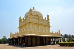 DSC_0078 (drs.sarajevo) Tags: india karnataka srirangapatnam gumbaz mausoleumtipusultan