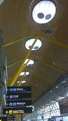 T4 Barajas (jjvelasco) Tags: madrid edificios aeropuerto t4 barajas