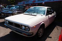 Lancia Beta 1.3 (1982) (maximilian91) Tags: italy italia liguria oldcars vintagecars lancia italiancars lanciabeta montoggio lanciabeta13