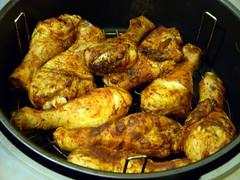 Tandoori chicken (Sandy Austin) Tags: newzealand food auckland northisland homecooking asianfood massey westauckland sandyaustin panasoniclumixdmcfz40 airoven