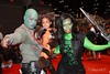 IMG_4405 - Drax the Destroyer, Rocket Raccoon, & Gamora