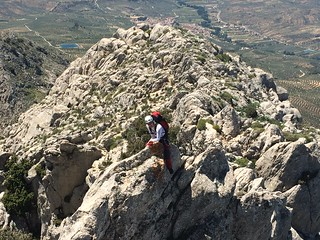 Sierra Arana Ridges 6 May 2015