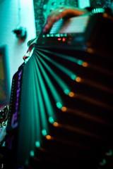 Marian Bado Trio (Fulano_photographe) Tags: music bar concert concierto accordion msica nuit musique accordon acorden