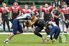 "RFL15 Solingen Paladins vs. Assindia Cardinals 02.05.2015 024.jpg • <a style=""font-size:0.8em;"" href=""http://www.flickr.com/photos/64442770@N03/17320566326/"" target=""_blank"">View on Flickr</a>"
