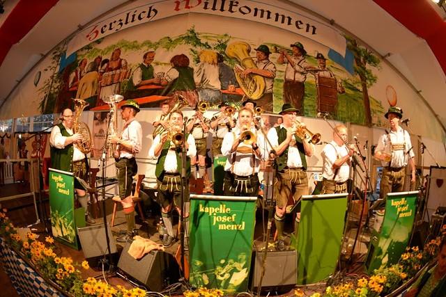 シュトラウビング(ドイツ)のお祭り:ゲウボーデン祭り(ドイツビール祭り)
