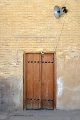 Speaker room (mop plaer) Tags: door iran muslim islam religion persia mosque porte shiraz woofer mosque perse musulman hautparleur chiraz