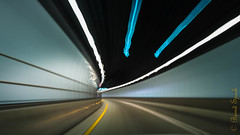 In the tube... (MoArt Photography) Tags: motion speed miami berndspeck portofmiamitunnel