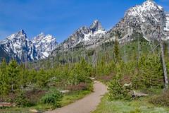 string lake loop (Plain Adventure) Tags: mountains wyoming grandtetonnationalpark