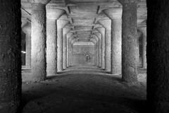 703_3170 (M Falkner) Tags: urban underground concrete tank flood drain management watershed pillars subterranean exploration sewer overflow ue urbex cso draining keelesdale