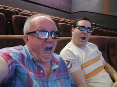 July 20, 2016 (365 Gay #86) (gaymay) Tags: california gay love movie desert coachellavalley ranchomirage ghostbusters theriver riversidecounty centurytheatres