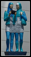 Den Haag (thierrymasson94) Tags: denhaag paysbas paysageurbain sculpture art
