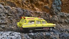 Diecast (mannualegria) Tags: cadillac matchbox diecast ambulance