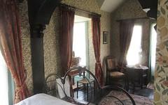 Julia Margaret Cameron's bedroom and study (cohodas208c) Tags: museum isleofwight juliamargaretcameron historicsite freshwaterbay dimbolalodge