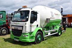 Countrywide DAF LF WX16 TTF (5asideHero) Tags: daf truckfest south west wales 2016 lf euro 6 countrywide wx16 ttf