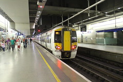 387110 (matty10120) Tags: train transport rail railway clas class 387 gatwick express thameslink st pancras international