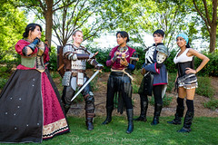 PS_80162 (Patcave) Tags: momocon momocon2016 2016 convention cosplay costumes cosplayers marvel dc portrait shoot shot canon 1740mm f4 sigma 85mm f14 lens patcave 5d3 atlanta georgia world congress center outdoors hot humid dragon age
