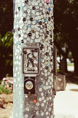 45020021 (alexdotbarber) Tags: 11000 35mm c41 houstonmuseumdistrict kodakgold100 nikon50mmf14 nikonf nikonftnfinder slr bokeh colornegative f4 stickers