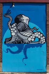 Mural by Joe Lurato (Alejandro Ortiz III) Tags: newyorkcity newyork beach alex brooklyn digital canon eos newjersey asburypark nj boardwalk canoneos allrightsreserved lightroom rahway alexortiz 60d lightroom3 shbnggrth alejandroortiziii copyright2016 copyright2016alejandroortiziii