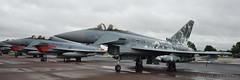 Eurofighter Typhoons (Bri_J) Tags: uk nikon fighter aircraft jet gloucestershire airshow eurofighter typhoon luftwaffe riat royalinternationalairtattoo raffairford eurofightertyphoon d7200 riat2016