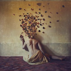 brittle (brookeshaden) Tags: fineartphotography darkart frenchchateau whimsicalart conceptualphotography fairytaleart selfportraitphotography brookeshaden