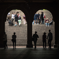 Friends (stocks photography.) Tags: michaelmarsh manhattan newyork centralpark