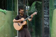 king arthur (m.saiddi) Tags: canon 700d urban street utrecht art music guitar musician