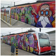 @la_comarca_selamarca  www.ratsandthugs.com http://ift.tt/2a7wimcwww.ratsandthugs.com http://ift.tt/2a7wimc (rats&thugs) Tags: ratsthugs graffiti