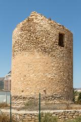 The Tower of the Queen's Bath (rafa.esteve) Tags: alacant alicante architecture arquitectura building calp calpe edificio espaa spain torre tower