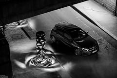 Mercedes A45 AMG (Ugo Missana - www.ugomissana.fr) Tags: a45 mintz night paris thomas wordsupercars