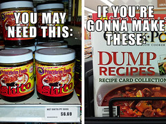 Hot Shito for Dump Recipes (seedoubleyouaretoo) Tags: asian asianfood dump dumprecipes food grocery grocerystore grocerystores hotshito meme memes recipe recipes shito stew stews store stores