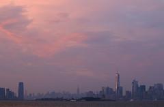 IMG_9767s (michael.soukup) Tags: newyorkcity newyork manhattan skyline sunset cityscape worldtradecenter worldfinancialcenter statueofliberty purple dusk newjersey harbor empirestate nyc