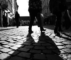 Black (Claudio Taras) Tags: claudio contrasto controluce taras trier street shadow streetshot nikon nero people stivali bw biancoenero bokeh bianco