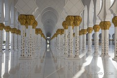 Abu Dhabi (Rolandito.) Tags: united arab emirates uae vae abu dhabi vereinigte arabische emirate sheikh zayed mosque moschee scheich