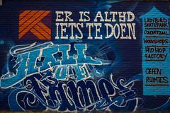 [2016-09-17] 06.jpg (S.P. Zweekhorst) Tags: nikon 1855mm d5200 2016 art graffiti object street nikon1855mm nikond5200