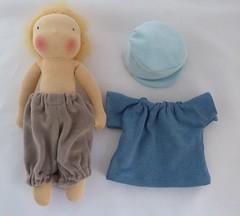 Jannis Michel 3 (belambolo1) Tags: waldorf waldorfdoll waldorfstylde puppen doll doll30cm belambolo stoffpuppe puppe