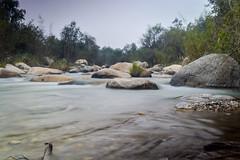River (leoleamunoz) Tags: nature naturaleza ro river chile santiago parque park