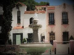 Fuente (¡vonne) Tags: fuente agua canterarosa centro centrohistorico zacatecas