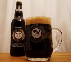 I always Dhu mine in the correct glass, how do you Dhu yours? (C.Elston) Tags: st austell brewery mena dhu stout cornish six malt beer cornwall