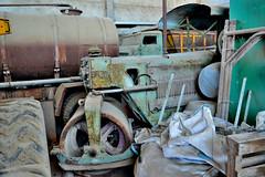 rullo breda (riccardo nassisi) Tags: auto camion truck abbandonata abandoned abbandonato rust rusty relitto rottame ruggine ruins scrap scrapyard epave urbex decay piacenza cava san nicol
