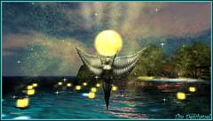 Divine luminescence (Tim Deschanel) Tags: ocean life light france landscape island tim lumière dream sl second paysage divinity deschanel rêve forerz