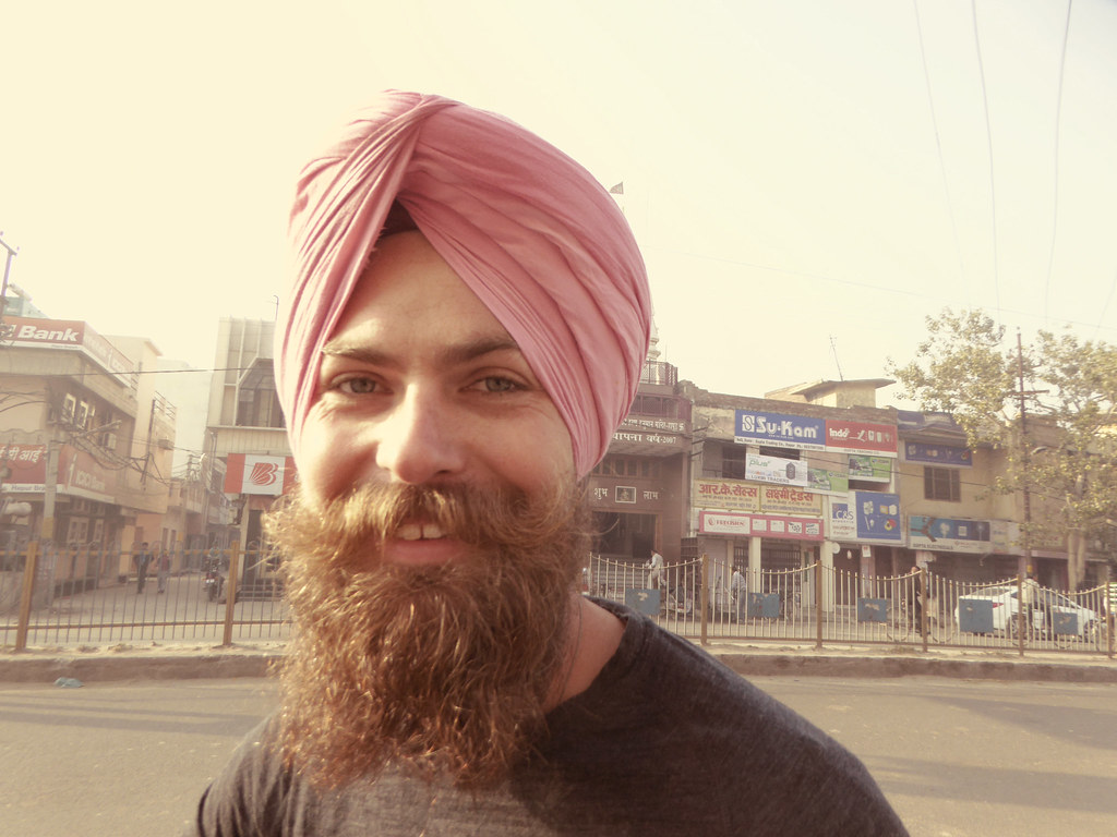Sikh André